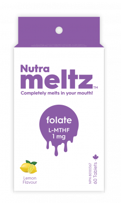 Folate L-MTHF 1 mg